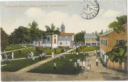 DUALA DOUALA  (Cameroun) Katolische Mission Oblitération Militaire - Cameroun
