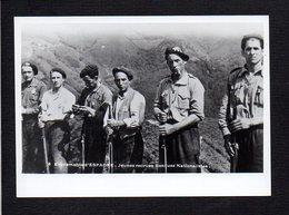 Espagne / Guerre D'Espagne / Jeunes Recrues Basques Nationalistes ( Attention Reproduction  Photo  ! ) - Spagna