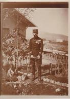 Capitaine Arlabosse Novembre 1915 A Fez - Guerre, Militaire