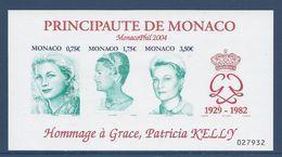 Monaco - YT Bloc N° 90 - Neuf Sans Charnière - 2004 - Monaco