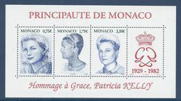 Monaco - Bloc YT N° 89 - Neuf Sans Charnière - 2004 - Blocks & Kleinbögen