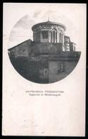 CAPRANICA PRENESTINA - ROMA - 1923 - CUPOLINO DI MICHELANGELO - Roma (Rome)