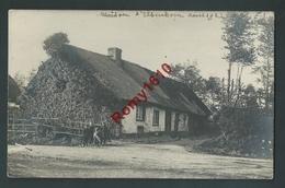 Elsenborn - PHOTO Animée  D'une Maison D'Elsenborn En 1923 - Elsenborn (camp)