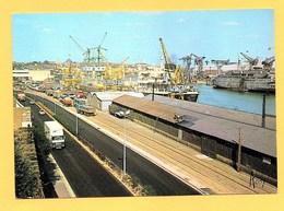 """Carte Postale Couleur """" Le Port Devant L'hermitage """" à NANTES - Nantes"""