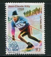 FRANCE- Y&T N°3315- Oblitéré (ski) - France