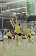 Korfbal (Baller Au Panier Proche Du Basket-ball) Championnat Du Monde à Deurne (Anvers) - Sonstige