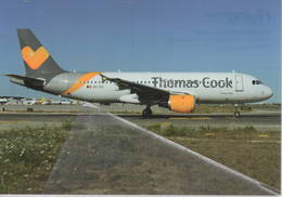 Thomas Cook Belgium A320-212 OO-TCX At Palma Mallorca Spagna - 1946-....: Era Moderna