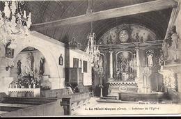 LE MENIL-GUYON Intérieur De L'église  Photo A TELLIER Monchevrel N°4 - France