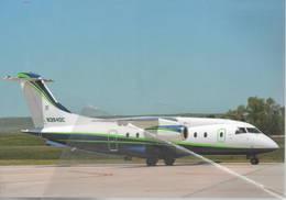 Denver Air Connection N394DC At Billingst Airport - Fairchild Dornier 328JET - 1946-....: Era Moderna
