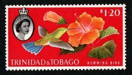 Trinidad And Tobago. 1960 -1966 Queen Elizabeth II, Local Motives. $1.20. MNH - Trinidad & Tobago (...-1961)