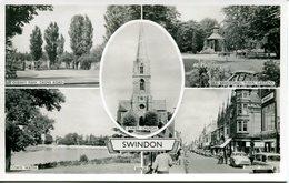 WILTS - SWINDON - 5 RP VIEWS Wi317 - England