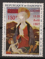 Dahomey - 1967 - Poste Aérienne PA N°Yv. 63 - Riccione - Neuf Luxe ** / MNH / Postfrisch - Religious