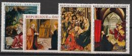 Dahomey - 1967 - Poste Aérienne PA N°Yv. 67 à 70 - Tableaux - Neuf Luxe ** / MNH / Postfrisch - Benin - Dahomey (1960-...)