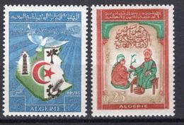1963 - ALGERIA - Yv.  Nr. 379/380 - NH - (UP131.52) - Algeria (1962-...)