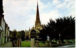 WILTS - SWINDON - TROWBRIDGE - ST JAMES CHURCH Wi321 - England