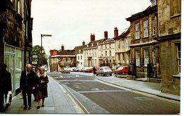 WILTS - SWINDON - TROWBRIDGE - THE PARADE Wi322 - Autres