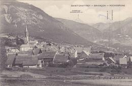 CPA 05 @ SAINT CHAFFREY - Vallée De La Guisanne Le 12 Août 1914 - Guerre - Autres Communes
