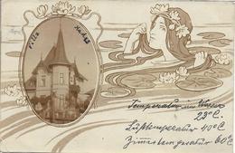 1895/1905 - STRYJ , Gute Zustand, 2 Scan - Ukraine
