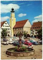 Voitures Austin Mini Coupé Ford 20M Mercedes Volkswagen VW 1500 Notchback Break Variant Coccinelle Combi Split Opel Etc - Voitures De Tourisme