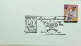 Baseball Legends Atlanta 2000 Babe Ruth - Base-Ball