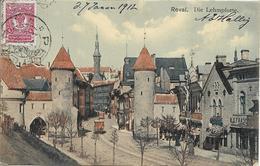 1912 - TALLINN   Reval , Gute Zustand, 2 Scan - Estonie