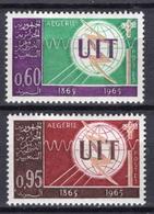 1963 - ALGERIA - Yv.  Nr. 409/410 - NH - (UP131.53) - Algeria (1962-...)