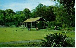 WILTS - SWINDON - TROWBRIDGE - PEOPLE'S PARK - BOWLING GREEN Wi325 - England