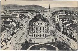 KOSICE (Slovaquie) Place Théatre - Slovaquie