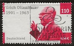 Allemagne 2001 N°Y.T. : 2006 Obl. - [7] République Fédérale