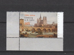 Deutschland BRD **  2773 Limburg An Der Lahn Eckrand - [7] République Fédérale