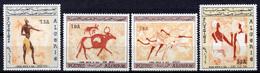 1965 - ALGERIA - Yv.  Nr. 414/417 - NH - (UP131.53) - Algeria (1962-...)