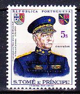 Centenário Nascimento Marechal Carmona - S. Tomé E Princípe, 1970 // MNH** - St. Thomas & Prince