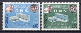 1966 - ALGERIA - Yv.  Nr. 424/425 - NH - (UP131.53) - Algeria (1962-...)