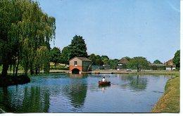 WILTS - WARMINSTER - LAKE PLEASURE GROUNDS Wi328 - England