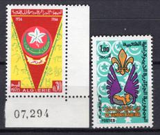 1966 - ALGERIA - Yv.  Nr. 426/427 - NH - (UP131.53) - Algeria (1962-...)
