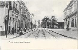 PARA (Brésil) Avenida 16 De Novembro - Brésil