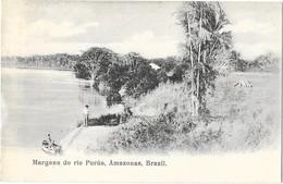 Margens Do Rio Purus Amazonas (Brésil) - Brésil