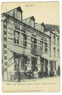 "Bouillon. Hôtel, Café Restaurant "" Bavaro Belge "" 3 Porte De France. **** - Bouillon"