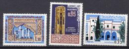 1967 - ALGERIA - Yv.  Nr. 441/443 - NH - (UP131.53) - Algeria (1962-...)