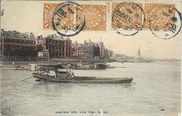1900/1920 - Hongkou , Shanghai, Stempel Kiukiang , Gute Zustand, 2 Scan - Chine