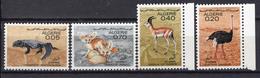 1967 - ALGERIA - Yv.  Nr. 447/450 - NH - (UP131.53) - Algeria (1962-...)