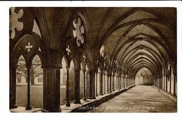 CPA - Carte Postale Royaume Uni - Salisbury- Cathedral -Cloisters- 1948 VM2446 - Salisbury