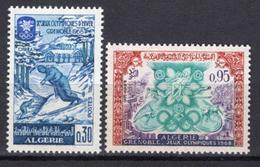 1967 - ALGERIA - Yv.  Nr. 453/454 - NH - (UP131.53) - Algeria (1962-...)
