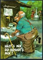 C4763 - TOP Scherzkarte Humor - Humor
