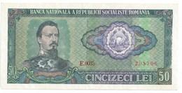 50 LEI 1966 - Roumanie