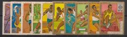 Burundi - 1968 - N°Mi. 446 à 455 - Mexico / Olympics - Neuf Luxe ** / MNH / Postfrisch - Burundi