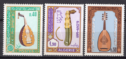 1968 - ALGERIA - Yv.  Nr. 460/462 - NH - (UP131.54) - Algeria (1962-...)