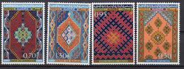 1968 - ALGERIA - Yv.  Nr. 463/466 - NH - (UP131.54) - Algeria (1962-...)