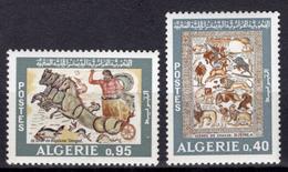 1968 - ALGERIA - Yv.  Nr. 479/480 - NH - (UP131.54) - Algeria (1962-...)