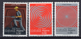 1968 - ALGERIA - Yv.  Nr. 481/483 - NH - (UP131.54) - Algeria (1962-...)